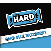 HARD Blue Razzberry 120mL - Another HARD Candy