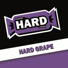 HARD Grape 120mL - Another HARD Candy