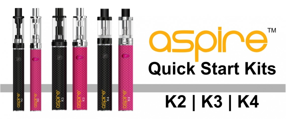 Aspire Quick Start Kits